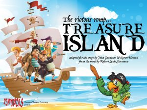 Rumpus Production of Treasure Island