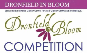 Dronfield in Bloom Entry Form 2018