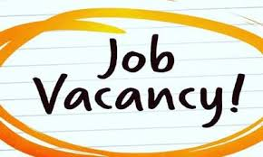 Job Vacancy - Full-time Caretaker/Cleaner