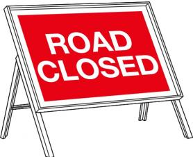 Stonelow Road to be closed 18th - 22nd February