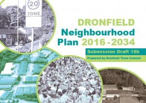 Dronfield Neighbourhood Plan Submitted to District Council
