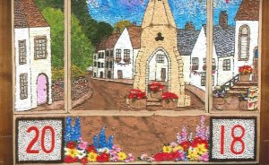 Dronfield Woodhouse Well Dressing