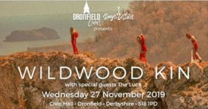 Dronfield Live presents Wildwood Kin
