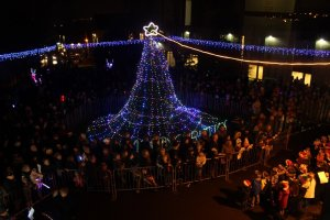 Dronfield Christmas Fest and Lights Switch-On 2020