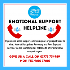 Emotional Support Helpline