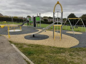 Marsh Avenue Play Area Now Open