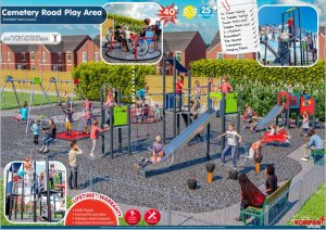 Cemetery Road Play Area Refurbishment Coming Soon