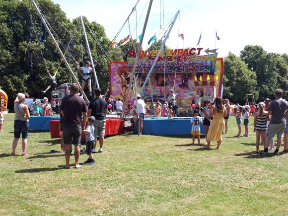Dronfield Gala Fun Fair