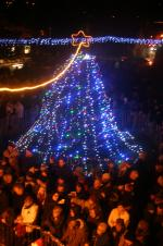 Dronfield Christmas Lights Switch-on this Friday!