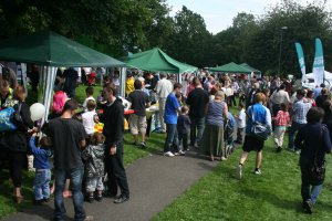 Book a stall at the Dronfield Gala now