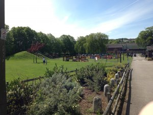 New play area for Cliffe Park