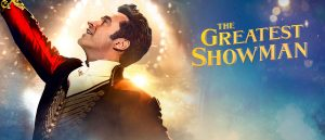 Matinee Derbyshire present The Greatest Showman (PG)
