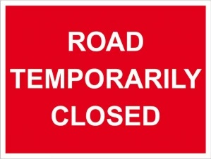 Temporary Road Closure - Stubley Hollow / Wreakes Lane / Sheffield Rd Junction