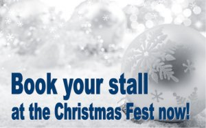 Book your Christmas Stall now!