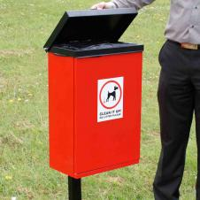 Dog Bin Collections Increased