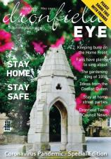 Read the Dronfield Eye May Edition Now
