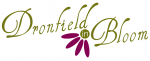 Image: Dronfield in Bloom logo